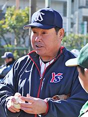 理事長 井原慎一朗
