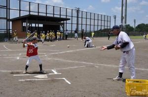 ★野球教室④