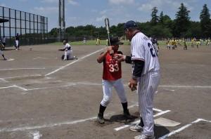 ★野球教室⑤